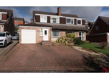 3 bed semi-detached house for sale in Rashleigh Avenue, Plympton, Plymouth PL7