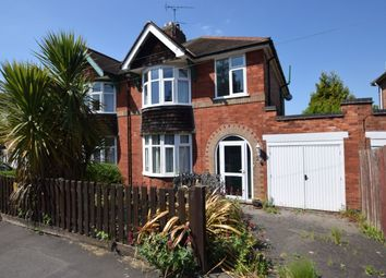 Thumbnail 3 bed semi-detached house for sale in Copeland Road, Birstall, Leicester