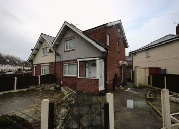 Thumbnail 3 bed semi-detached house to rent in Duchy Road, Salford