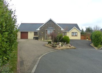 Thumbnail 3 bed detached bungalow for sale in Egypt Meadow, Ludchurch, Narberth