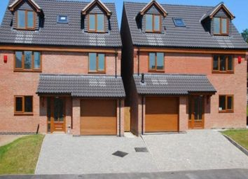 Thumbnail 4 bed detached house to rent in Maple Close, Broadmeadows, South Normanton, Alfreton
