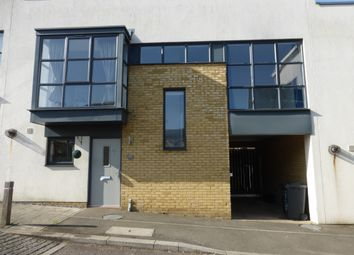 Thumbnail 3 bed terraced house to rent in Court Yard Mews, Greenhithe