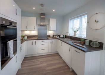 Thumbnail 3 bed detached house for sale in Middy Close, Mendlesham