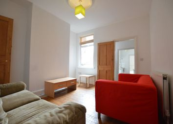 Thumbnail 4 bedroom terraced house to rent in Welford Road, Clarendon Park