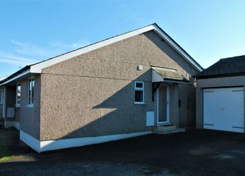 Thumbnail 2 bedroom semi-detached bungalow to rent in Whiteley Avenue, Totnes