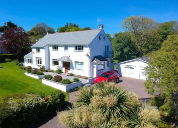 Thumbnail 5 bed detached house for sale in The Belyars, St. Ives, Cornwall