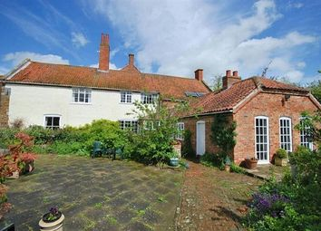 Thumbnail 4 bed detached house for sale in Manor Road, Easthorpe, Bottesford, Leicestershire