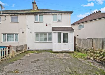 Thumbnail 3 bed semi-detached house for sale in Elmgrove Crescent, Harrow-On-The-Hill, Harrow