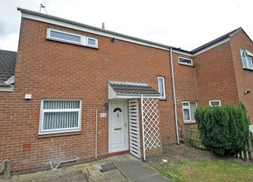 Thumbnail 2 bed property for sale in Garforth Close, Whitemoor, Nottingham