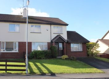 Thumbnail 3 bed semi-detached house to rent in Archdale, Bessbrook, Newry