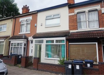 Thumbnail 2 bed terraced house for sale in Cecil Road, Birmingham