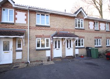 Thumbnail 2 bed terraced house for sale in Lovage Road, Whiteley, Fareham