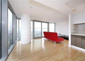 Thumbnail 2 bed flat to rent in Landmark East Tower, 24 Marsh Wall, Canary Wharf, London