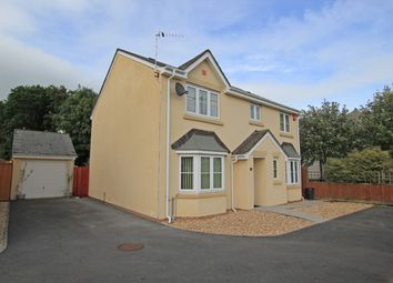 Thumbnail 4 bed detached house for sale in Parc Starling, Johnstown, Carmarthen, Carmarthenshire