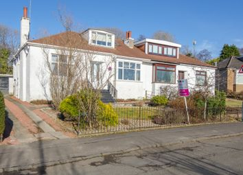 Thumbnail 3 bed semi-detached bungalow for sale in Etive Drive, Giffnock, Glasgow