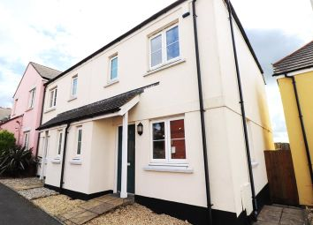 Thumbnail 3 bed end terrace house for sale in Parsons Close, Holsworthy