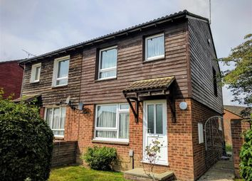 Thumbnail 3 bed semi-detached house to rent in Cypress Avenue, Ashford