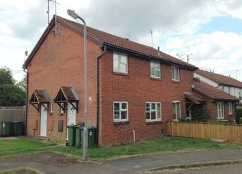 Thumbnail 1 bed terraced house to rent in Larch Close, Aylesbury