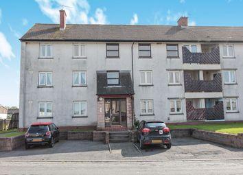 Thumbnail 2 bedroom flat for sale in Rankine Avenue, Dumfries