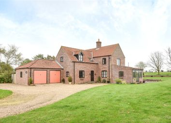 Thumbnail 4 bed detached house for sale in Reepham Road, Brandiston, Norwich
