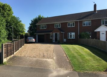 Thumbnail 4 bed semi-detached house for sale in Lime Crescent, East Malling, West Malling