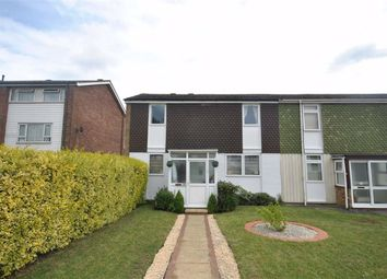 Thumbnail 3 bed end terrace house for sale in Whernside Way, Northampton