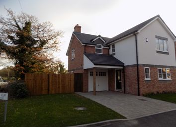 Thumbnail 4 bed detached house to rent in Tame View, Nether Whitacre