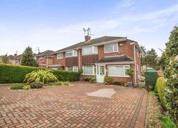 Thumbnail 3 bed semi-detached house for sale in Carisbrooke Way, Cardiff