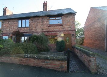 Thumbnail 2 bed end terrace house to rent in Elm Tree Cottages, Church Lane, Huxley