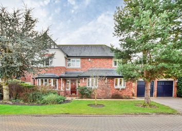 4 bed detached house for sale in Queensbury Close, Wilmslow SK9