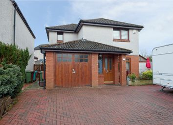 Thumbnail 3 bedroom detached house for sale in Castburn Road, Cumbernauld, Glasgow