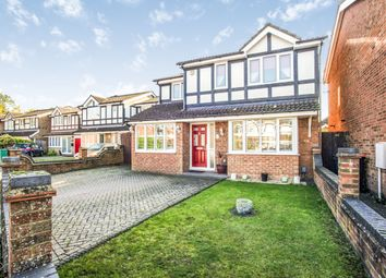 4 bed detached house for sale in Milton Way, Houghton Regis, Dunstable LU5