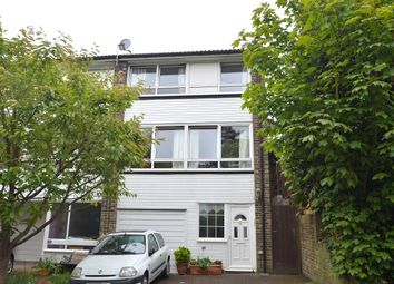 Thumbnail 4 bedroom end terrace house for sale in Wakefield Gardens, Upper Norwood