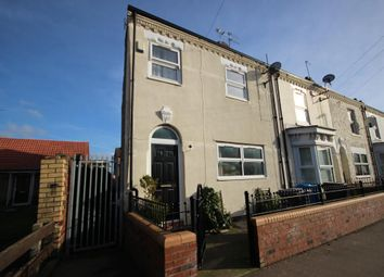 Thumbnail 4 bedroom end terrace house for sale in Hawthorn Avenue, Hull, East Riding Of Yorkshire