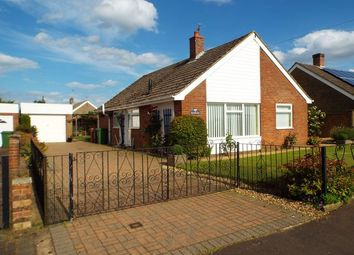 Thumbnail 3 bedroom detached bungalow for sale in Southlands, Swaffham