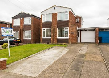 Thumbnail 4 bed detached house for sale in Singlewell Road, Gravesend