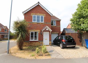 3 bed detached house for sale in Juniper Way, Gainsborough DN21