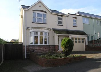 Thumbnail 4 bed detached house for sale in Fairfield Road, Halesowen