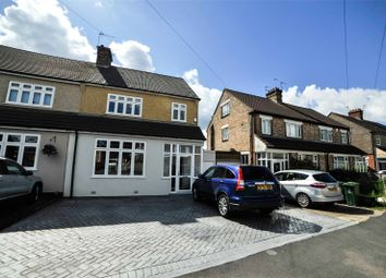 Thumbnail 3 bed semi-detached house for sale in Eardley Road, Belvedere, Kent