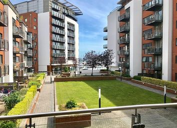 Thumbnail 2 bed flat to rent in Mistral, Channel Way, Southampton