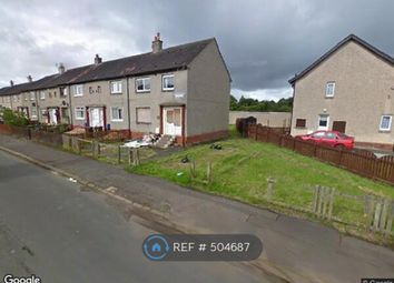Thumbnail 3 bedroom terraced house to rent in Branchalmuir Crescent, Newmains, Wishaw