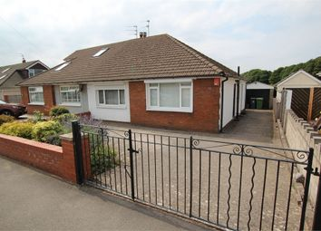 Thumbnail 3 bed semi-detached bungalow for sale in Heol Y Nant, Rhiwbina, Cardiff