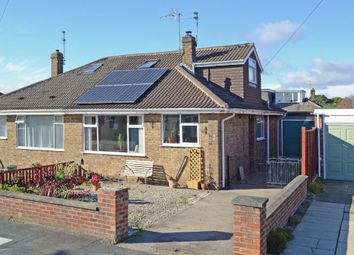 Thumbnail 4 bed semi-detached bungalow for sale in Tilmire Close, York