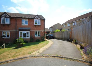 Thumbnail 4 bed semi-detached house for sale in Carpenter Close, Chippenham