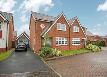 3 bed semi-detached house for sale in Shannon Close, Buckshaw Village, Chorley PR7