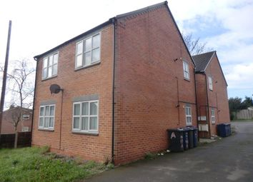 Thumbnail 1 bed flat to rent in Horninglow Road North, Horninglow, Burton-On-Trent
