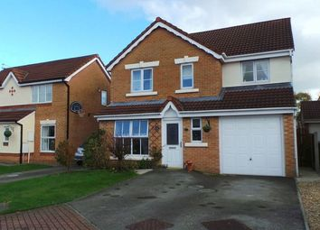 Thumbnail 4 bed detached house for sale in Lomond Close, Euxton, Chorley