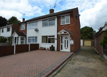 Thumbnail 3 bed semi-detached house for sale in Caxton Drive, Uxbridge