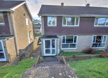 Thumbnail 3 bed semi-detached house for sale in Shepherds Leaze, Wotton-Under-Edge