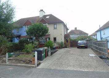 Thumbnail 2 bed semi-detached house for sale in Rotunda Road, Eastbourne